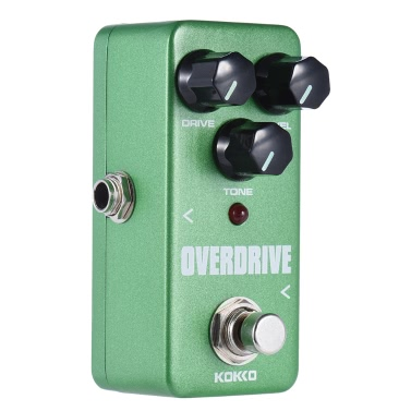 KOKKO FOD3 Mini Overdrive Pedal Portable Guitar Effect Pedal