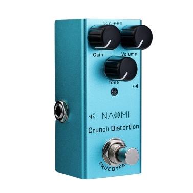 NAOMI NEP-03 Crunch Distortion Effektpedal