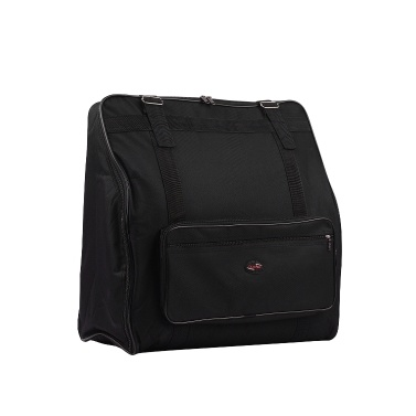 Accordion Case Gig Bag Backpack with Anti-Collision Interlayer for 120 Bass Accordions Musical Keyboard Accessories