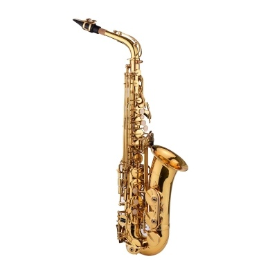 Muslady Golden Eb Alto Saxophone