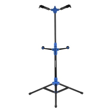 GALUX GS-212 Ground Guitar Stand with Lock Height Adjustable 125cm/49in 20kg Payload for Guitar Electric Guitar Bass