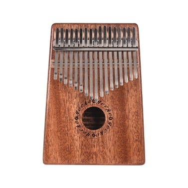 GECKO K17M 17-key Kalimba Thumb Piano