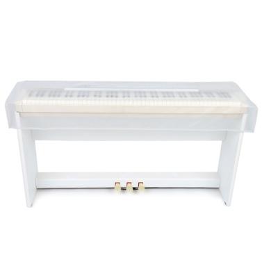 Transparentes Schleifen Arenaceous Piano Cover Digitale Klaviertastatur Staub- und wasserdichte Abdeckung