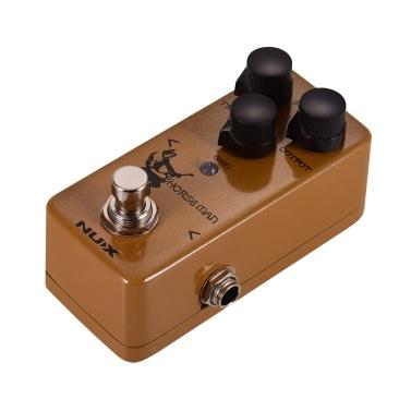NUX NOD-1 HORSEMAN Overdrive-Gitarreneffektpedal