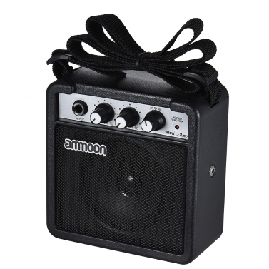 26% OFF ammoon Mini High-Sensitivity Amplifier Speaker,limited offer $18.89