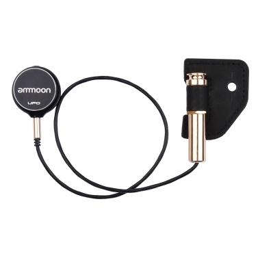 ammoon Guitar Transducer Pickup Piezo Pickup