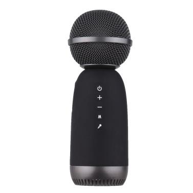 ammoon MC-001 Wireless BT Microphone Portable Handheld Karaoke Mic