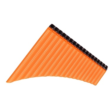 18 Pipe Pan Flute Panpipes C Key Pan Pipes with Mouthpiece for Beginners Students