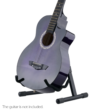 Andoer GS-SP1 Foldable A-Frame Guitar Stand Acoustic Electric Guitar Bass