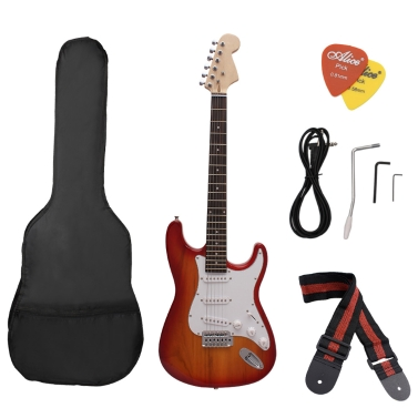 ST Style Electric Guitar,limited offer $66.99