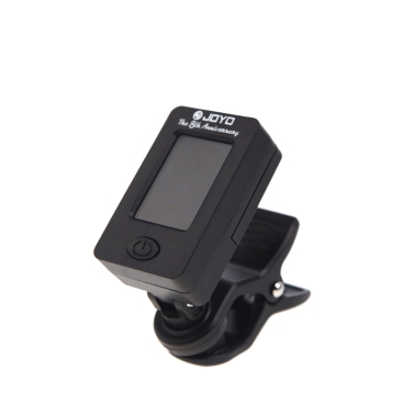 20% OFF JOYO JT-01 Mini Digital LCD Clip-on Tuner for Chromatic Guitar,limited offer $2.59