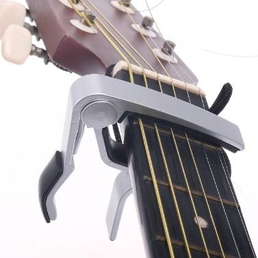Guitar Quick Change Clamp Capo