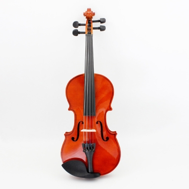 1/8 Violin Fiddle Basswood Steel String Arbor Bow Stringed Instrument Musical Toy Kids Beginners