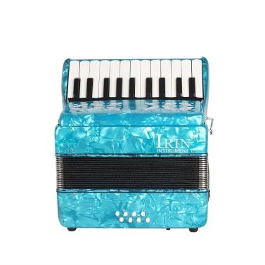 22-Key 8 Bass Piano Accordion