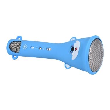 TOSING X3 Cute Cartoon Handheld Wireless Microphone,free shipping $19.99(code:TOSINGG)
