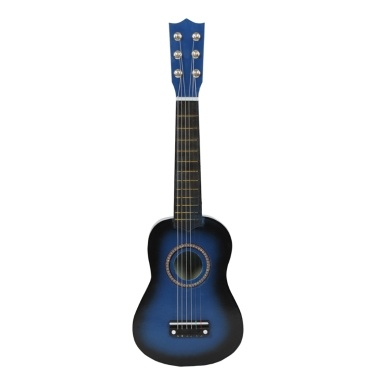 Kids Toy Beginner Basswood Acoustic Guitar