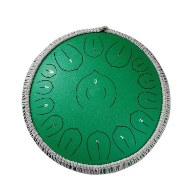 High-quality 14 Inch 15-Tone Steel Tongue Drum