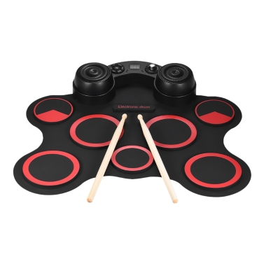 Portable USB-Digital-Digital-Drum-Set
