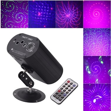 Party Dekoration Lichter DJ Disco Stage Strobe Lights