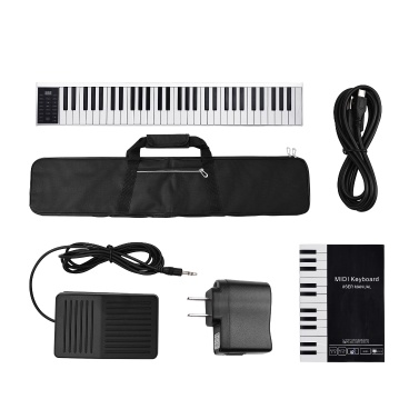 61 Tasten Digital Electronic Piano Keyboard MIDI-Ausgang