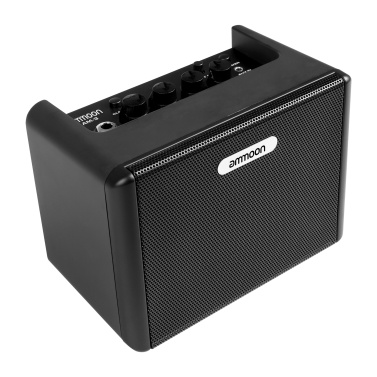 ammoon AM-3 Mini Desktop Electric Guitar Amplifier 3.2W Amp