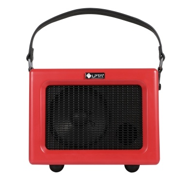 LPTA Morsoud M3 MINI Portable Multifunctional 2 Channel Speaker Guitar Amplifier