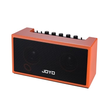 JOYO TOP-GT Mini BT 4.0 Guitar Amplifier Amp Speaker 2 * 4W Built-in Rechargeable Lithium Battery iPhone iPad iOS Devices Guitar APP Smartphone MP3