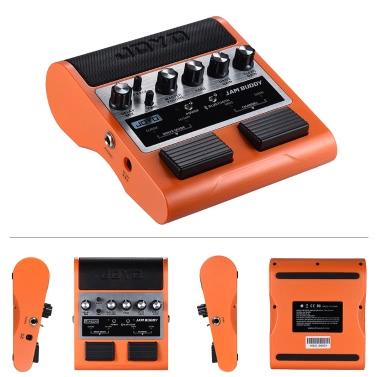 JOYO JAM BUDDY Portable Rechargeable Pedal Style Guitar Amplifier Amp Speaker