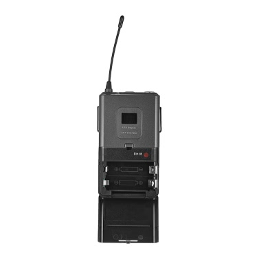 ammoon 4T Professional 4 Channel UHF Wireless Headset Microphone System