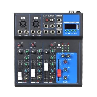 Multifunktions-Aufnahmemischkonsole in hoher Tonqualität