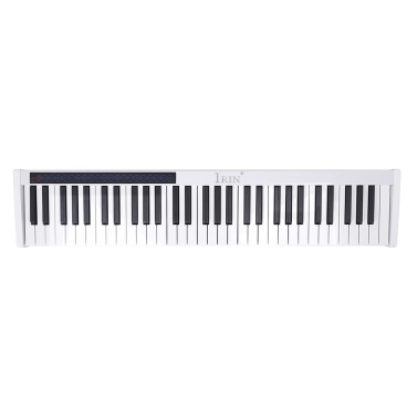 Portable 61 Keys Digital Music Electronic Keyboard Kids Multifunctional Electric Piano for Piano Student Musical Instrument