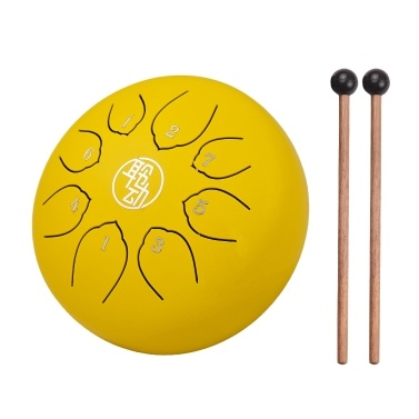 6 Inch Steel Tongue Drum C-Key Percan Drum