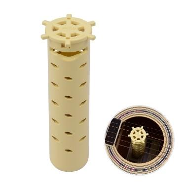 SOLO SG-07 Akustikgitarrenbefeuchter Schallloch Feuchtigkeitsreservoir Gitarre Feuchtigkeitsschwamm