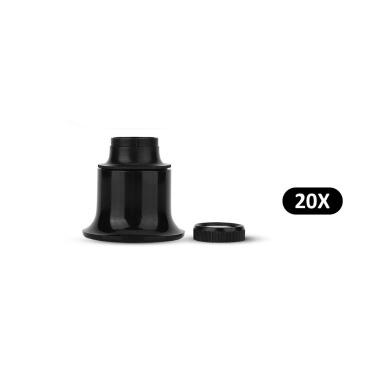 YD239 Lupe 10X Monokulares Vergrößerungsglas
