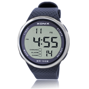 XONIX Simple Outdoor Sports Wristwatch