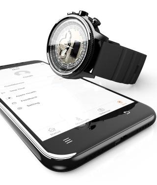 Lokmat MOKA Smart Uhr
