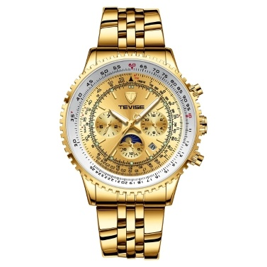 Automatic Watch Men Luxury Business Wristwatch