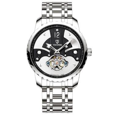 TEVISE Men Fashion Automatic Mechanical Watch