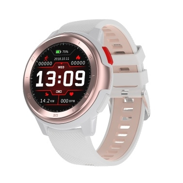 DT68 BT Intelligente Smartwatch mit rundem Zifferblatt