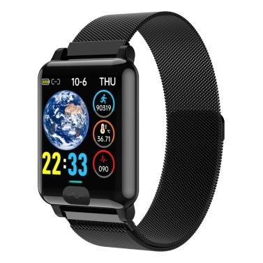 E04S 1.3-inch Touch Smart Bracelet Smart Sports Watch
