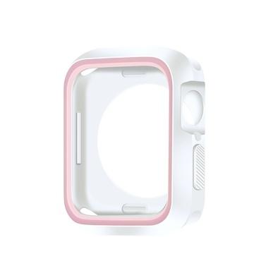 Weiche Silikagel Watchcase Breakingproof Protective Watch Cover für Apple Watch 3/2