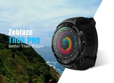 Zeblaze THOR Pro 3G WCDMA GPS Smart Watch Phone