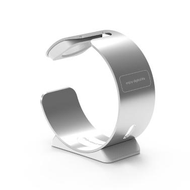 Für a-pple i-watch aluminiumlegierung metall ladehalterung ladestation ausstellungsstand