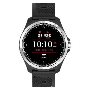 Kingwear KW05 Smart Watch mit 1,0-Zoll-240 * 240-Pixel-Bildschirm