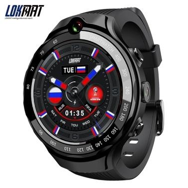 LOKMAT LOK02 4G LTE Smart Uhrentelefon