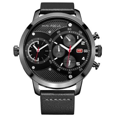 MINI FOCUS MF0030G Reloj de cuarzo para hombre