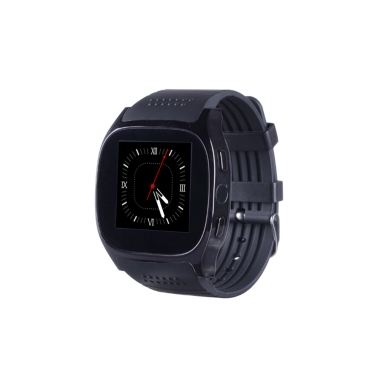 """BT4.0 Smart Watch MTK2502 CPU 1.54"""" IPS Screen Silicone Band Heart Rate Music Alarm Pedometer Sleep Monitor Watch Compatible IOS & Android"""