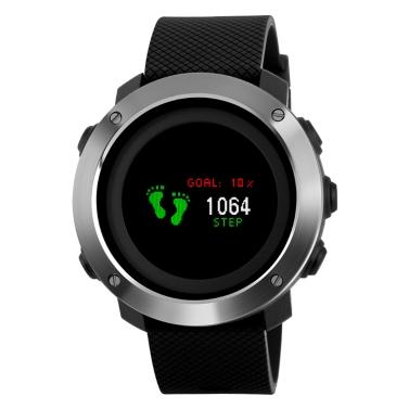 SKMEI 1336 écran couleur Sport Smart Watch numérique
