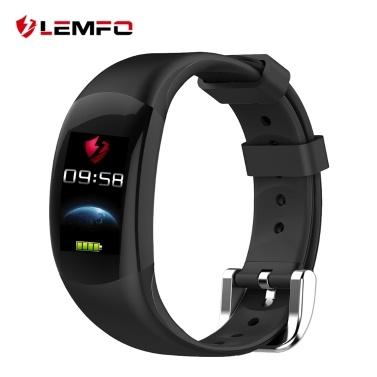 54% OFF LEMFO LT02 Smart Wristband,limited offer $24.99