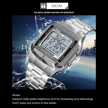SKMEI 1381 Men Analog Digital Watch